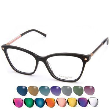 слънчеви очила с диоптър Ana Hickmann AH6360-A01
