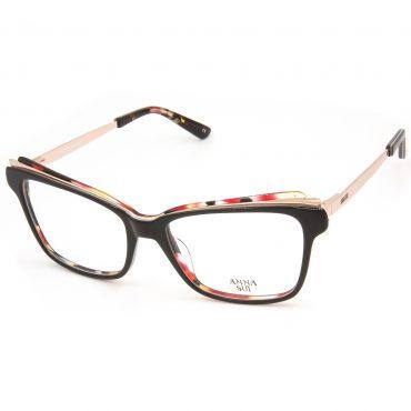 Рамка за очила AnnaSui-AS5071A. Опции стъкла за антирефлексни очила, защитни очила за компютър с филтър за синя светлина, фотосоларни очила, очила за дневно и нощно шофиране