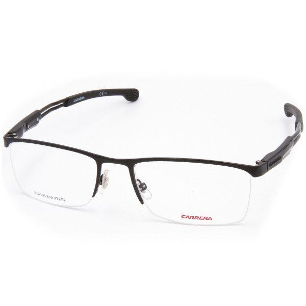 Рамка за очила Carrera-4408-807 от неръждаема стомана. Опции стъкла за антирефлексни очила, защитни очила за компютър с филтър за синя светлина, фотосоларни очила, очила за дневно и нощно шофиране