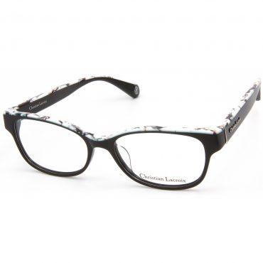 Рамка за очила ChristianLacroix-CL1058. Опции стъкла за антирефлексни очила, защитни очила за компютър с филтър за синя светлина, фотосоларни очила, очила за дневно и нощно шофиране