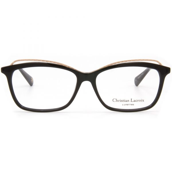 Рамка за очила ChristianLacroix-CL1074. Опции стъкла за антирефлексни очила, защитни очила за компютър с филтър за синя светлина, фотосоларни очила, очила за дневно и нощно шофиране