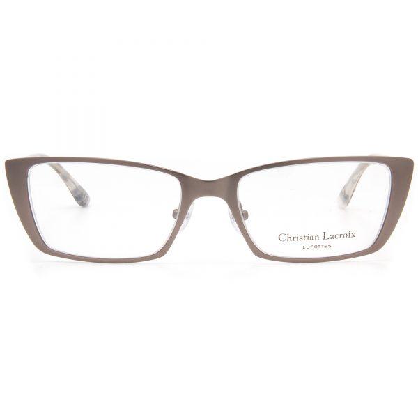 Рамка за очила ChristianLacroix-CL3035. Опции стъкла за антирефлексни очила, защитни очила за компютър с филтър за синя светлина, фотосоларни очила, очила за дневно и нощно шофиране