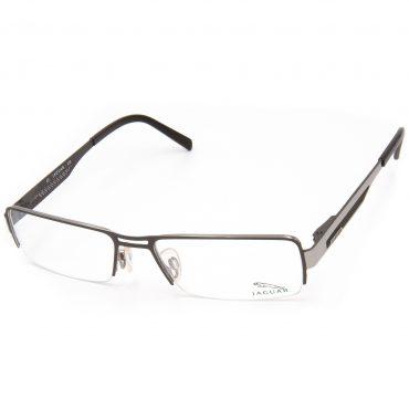 Рамка за очила Jaguar33028. Опции стъкла за антирефлексни очила, защитни очила за компютър с филтър за синя светлина, фотосоларни очила, очила за дневно и нощно шофиране
