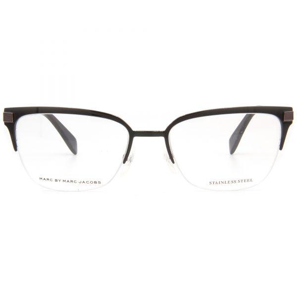 Рамка за очила MarcJacobs-MMJ658 от неръждаема стомана. Опции стъкла за антирефлексни очила, защитни очила за компютър с филтър за синя светлина, фотосоларни очила, очила за дневно и нощно шофиране