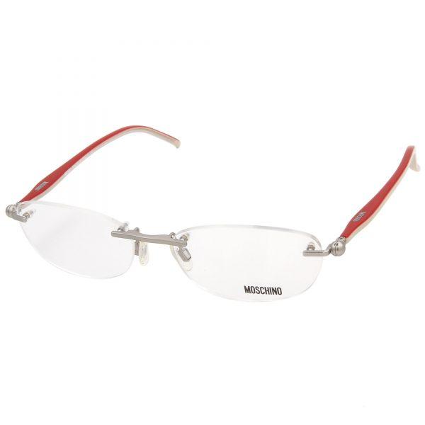 Рамка за очила Moschino-MO14502. Опции стъкла за антирефлексни очила, защитни очила за компютър с филтър за синя светлина, фотосоларни очила, очила за дневно и нощно шофиране