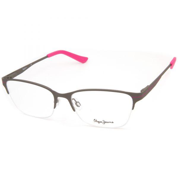 Рамка за очила PepeJeans-PJ1203. Опции стъкла за антирефлексни очила, защитни очила за компютър с филтър за синя светлина, фотосоларни очила, очила за дневно и нощно шофиране