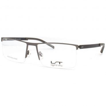 Рамка за очила Morel Lightec 7538L-GN023. Опции стъкла за антирефлексни очила, защитни очила за компютър с филтър за синя светлина, фотосоларни очила, очила за дневно и нощно шофиране