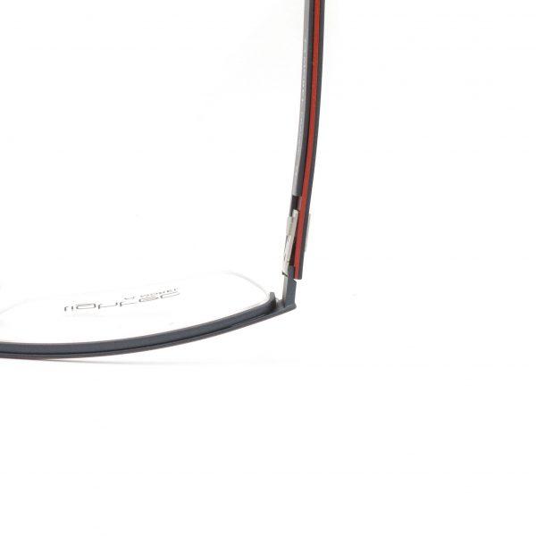 Рамка за очила Morel 7992L-GR080. Опции стъкла за антирефлексни очила, защитни очила за компютър с филтър за синя светлина, фотосоларни очила, очила за дневно и нощно шофиране
