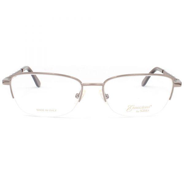 Рамка за очила Safilo EM4366. Опции стъкла за антирефлексни очила, защитни очила за компютър с филтър за синя светлина, фотосоларни очила, очила за дневно и нощно шофиране