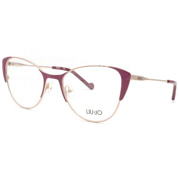 Рамка за очила LiuJo LJ2117-540. Опции стъкла за антирефлексни очила, защитни очила за компютър с филтър за синя светлина, фотосоларни очила, очила за дневно и нощно шофиране
