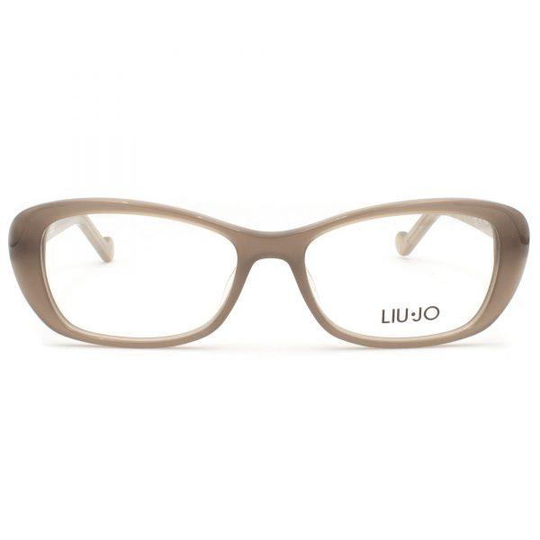Рамка за очила LiuJo LJ2600-902. Опции стъкла за антирефлексни очила, защитни очила за компютър с филтър за синя светлина, фотосоларни очила, очила за дневно и нощно шофиране