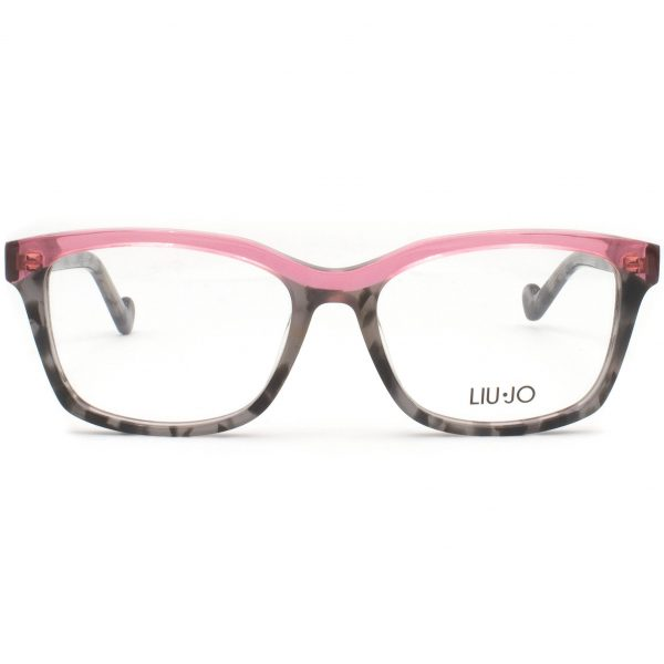 Рамка за очила LiuJo LJ2675-031. Опции стъкла за антирефлексни очила, защитни очила за компютър с филтър за синя светлина, фотосоларни очила, очила за дневно и нощно шофиране