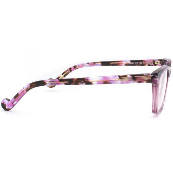 Рамка за очила LiuJo LJ2675-513. Опции стъкла за антирефлексни очила, защитни очила за компютър с филтър за синя светлина, фотосоларни очила, очила за дневно и нощно шофиране