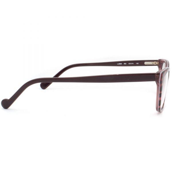 Рамка за очила LiuJo LJ2684-662. Опции стъкла за антирефлексни очила, защитни очила за компютър с филтър за синя светлина, фотосоларни очила, очила за дневно и нощно шофиране