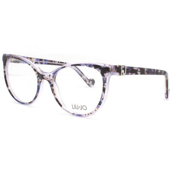 Рамка за очила LiuJo LJ2694R. Опции стъкла за антирефлексни очила, защитни очила за компютър с филтър за синя светлина, фотосоларни очила, очила за дневно и нощно шофиране