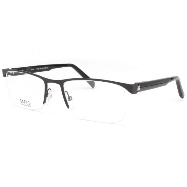 Рамка за очила Safilo SA1081. Опции стъкла за антирефлексни очила, защитни очила за компютър с филтър за синя светлина, фотосоларни очила, очила за дневно и нощно шофиране