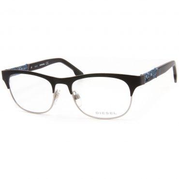 Рамка за очила Diesel-5174. Опции стъкла за антирефлексни очила, защитни очила за компютър с филтър за синя светлина, фотосоларни очила, очила за дневно и нощно шофиране