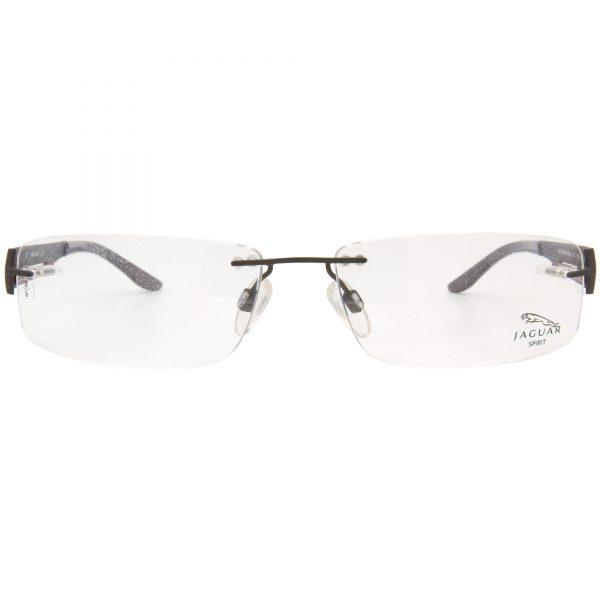 Рамка за очила Jaguar-33539B. Опции стъкла за антирефлексни очила, защитни очила за компютър с филтър за синя светлина, фотосоларни очила, очила за дневно и нощно шофиране