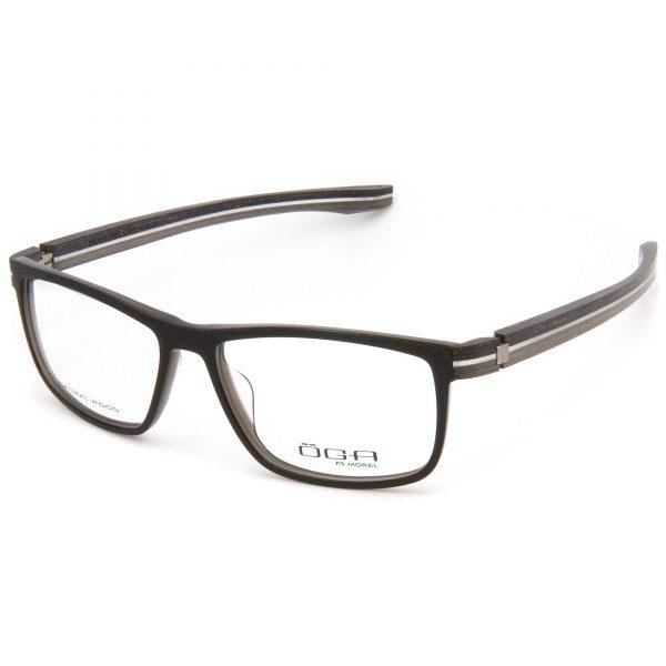 Рамка за очила Morel-OGA-77910. Опции стъкла за антирефлексни очила, защитни очила за компютър с филтър за синя светлина, фотосоларни очила, очила за дневно и нощно шофиране