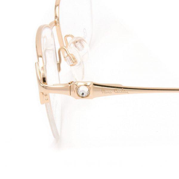 Рамка за очила PierreCardin-8850. Опции стъкла за антирефлексни очила, защитни очила за компютър с филтър за синя светлина, фотосоларни очила, очила за дневно и нощно шофиране