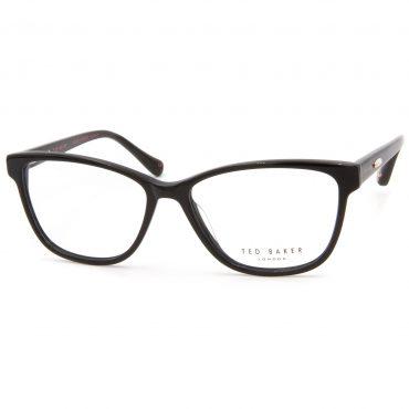 Рамка за очила TedBaker-9155-Kaia. Опции стъкла за антирефлексни очила, защитни очила за компютър с филтър за синя светлина, фотосоларни очила, очила за дневно и нощно шофиране