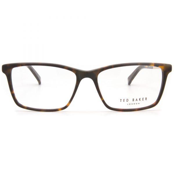 Рамка за очила TedBaker-Evan-8189. Опции стъкла за антирефлексни очила, защитни очила за компютър с филтър за синя светлина, фотосоларни очила, очила за дневно и нощно шофиране