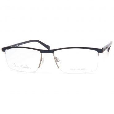 Рамка за очила PierreCardin-6853. Опции стъкла за антирефлексни очила, защитни очила за компютър с филтър за синя светлина, фотосоларни очила, очила за дневно и нощно шофиране