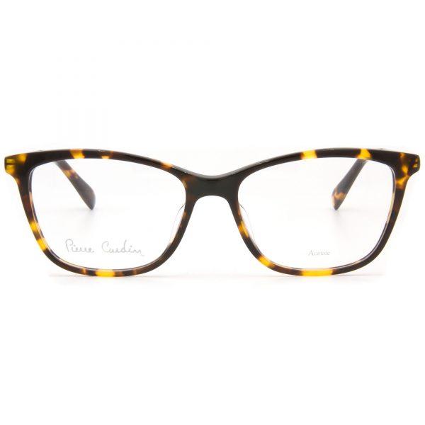 Рамка за очила PierreCardin-8465. Опции стъкла за антирефлексни очила, защитни очила за компютър с филтър за синя светлина, фотосоларни очила, очила за дневно и нощно шофиране