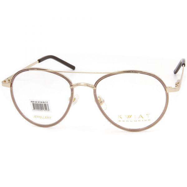 Kwiat-EX9139B рамка за очила за четене, за далече, с антирефлексни стъкла, стъкла за очила за компютър, за очила за шофиране