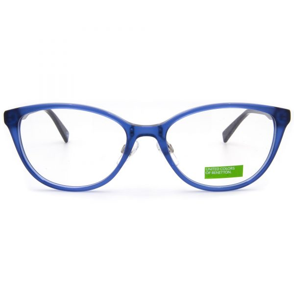 Benetton-BEO1004 рамка за очила за четене, за далече, с антирефлексни стъкла, стъкла за очила за компютър, за очила за шофиране