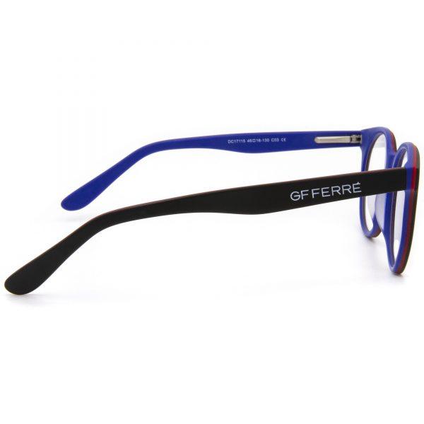 GFFerre-DC17115 детска рамка за очила с диоптър, очила за компютър