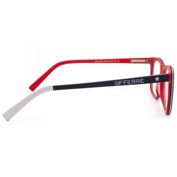 GFFerre-DC17153 детска рамка за очила с диоптър, очила за компютър