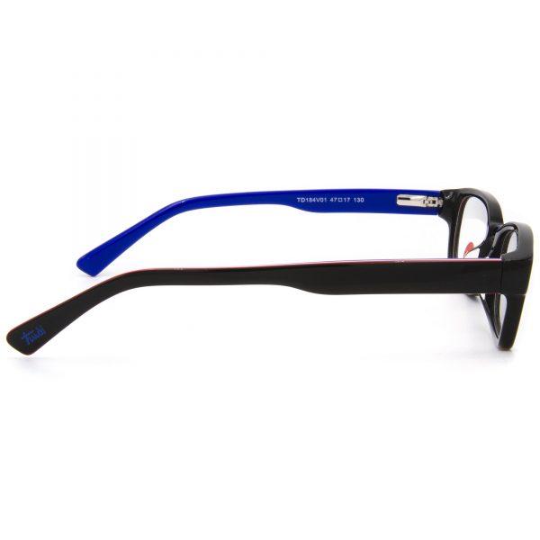 Trudi TD184V01 детска рамка за очила с диоптър, очила за компютър