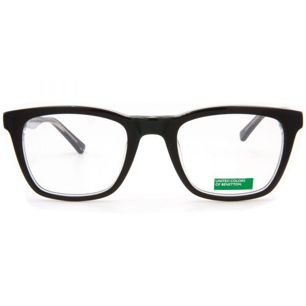Benetton BN333 рамка за очила за четене, за далече, с антирефлексни стъкла, стъкла за очила за компютър, за очила за шофиране