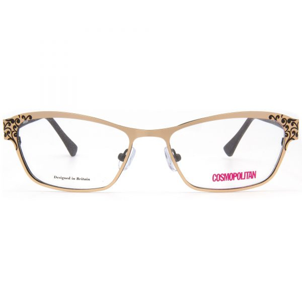Cosmopolitan Ellie рамка за очила за четене, за далече, с антирефлексни стъкла, стъкла за очила за компютър, за очила за шофиране