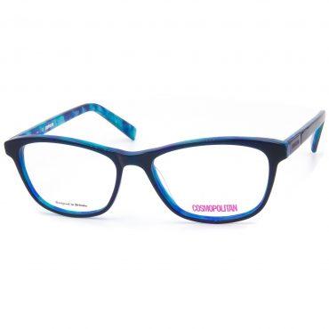 Cosmopolitan Tyra рамка за очила за четене, за далече, с антирефлексни стъкла, стъкла за очила за компютър, за очила за шофиране