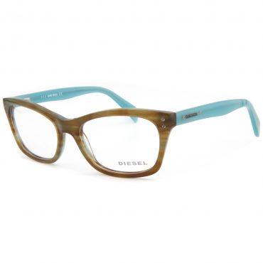 Diesel-DL5073 диоптрична рамка за очила за четене, за далече, с антирефлексни стъкла, стъкла за очила за компютър, за очила за шофиране