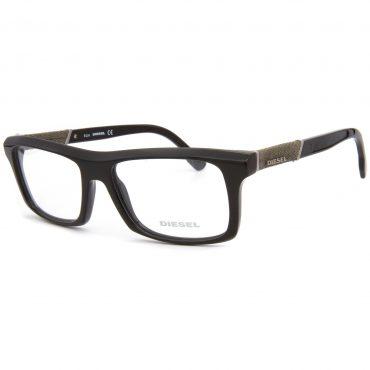 Diesel-DL5084 диоптрична рамка за очила за четене, за далече, с антирефлексни стъкла, стъкла за очила за компютър, за очила за шофиране