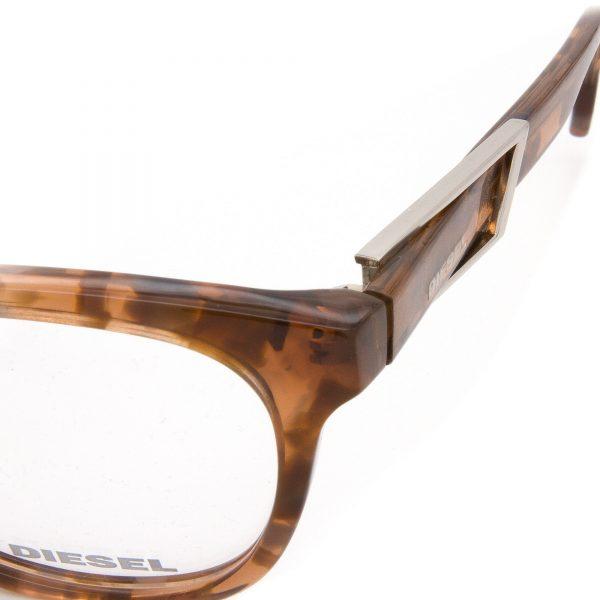 Diesel-DL5112 диоптрична рамка за очила за четене, за далече, с антирефлексни стъкла, стъкла за очила за компютър, за очила за шофиране