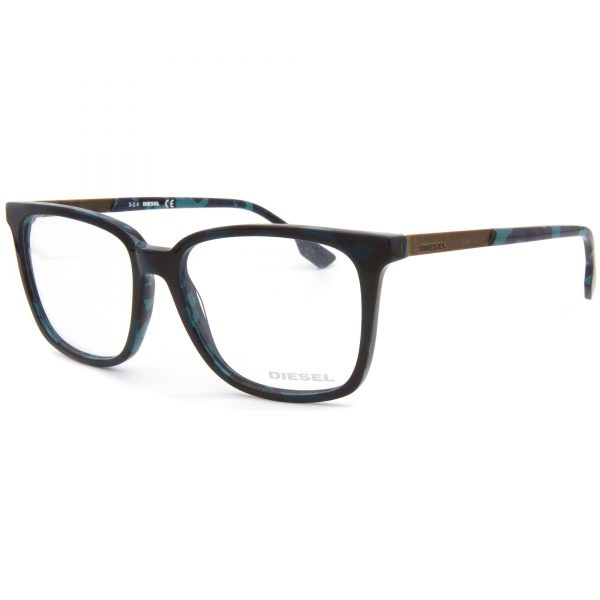 Diesel-DL5116 диоптрична рамка за очила за четене, за далече, с антирефлексни стъкла, стъкла за очила за компютър, за очила за шофиране