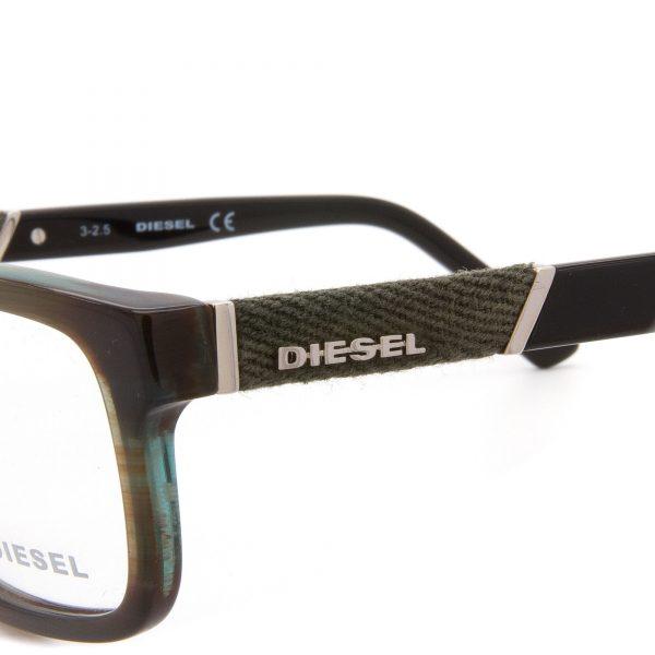 Diesel-DL5126 диоптрична рамка за очила за четене, за далече, с антирефлексни стъкла, стъкла за очила за компютър, за очила за шофиране