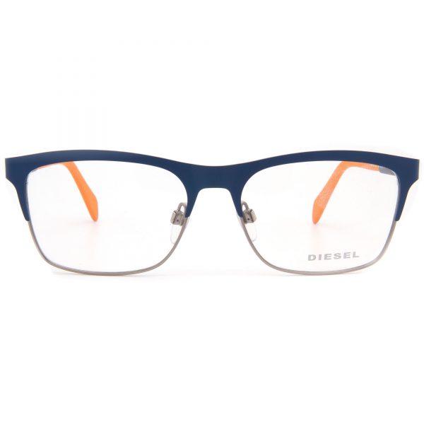 Diesel-DL5133 диоптрична рамка за очила за четене, за далече, с антирефлексни стъкла, стъкла за очила за компютър, за очила за шофиране